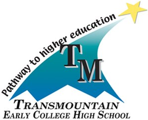 Transmountain Early College High School - Image: Tmechslogo
