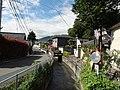 Tokushima-Segi irrigation waterway in Yamanashi prefectur.JPG