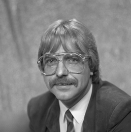 Tom Mulder in 1981