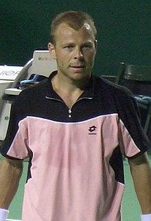 Tomáš Zíb Czech tennis player