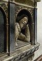 Tomb - beddrod Evan Llwyd (Bodidris), Sir Ddinbych - Denbighshire 1639 14.jpg