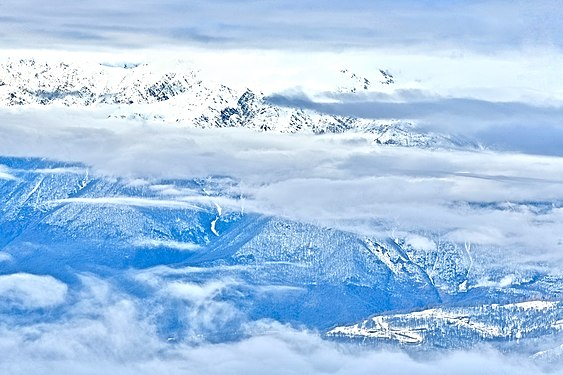 Top view of the clouds over the resort village of Krasnaya Polyana.jpg