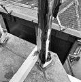 Toren. exterieur stijl van de dakruiter met uurwerkbord. - Barsingerhorn - 20028035 - RCE.jpg