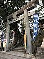 Torii of Kitaoka Shrine.jpg