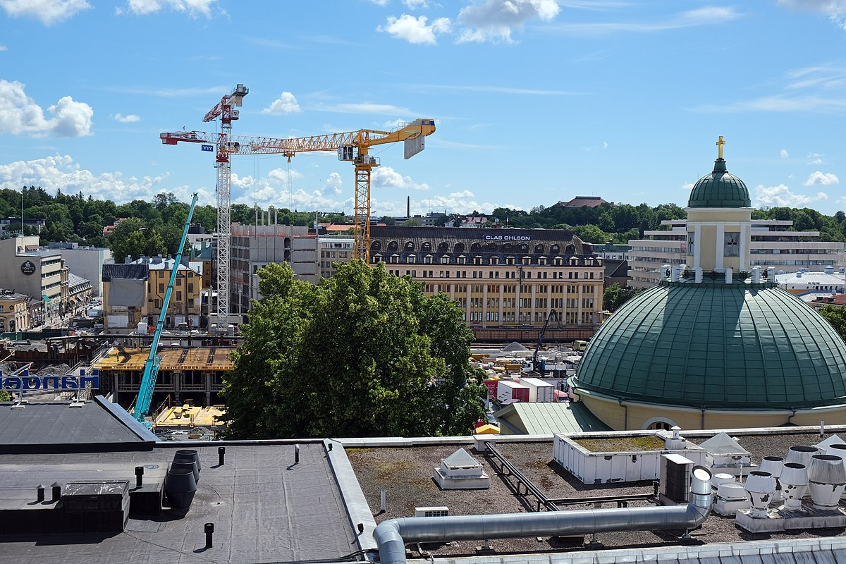 Turku Parkkihalli