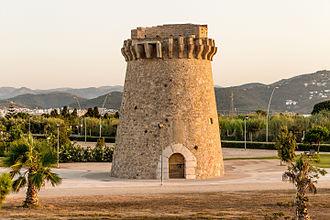 Piles, Valencia - Image: Torre vigía de Piles