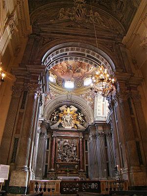 Santa Maria del Carmine, Florence - The Corsini Chapel.
