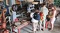 Tourits shopping in Ganvie Benin Dec 2017.jpg