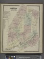 Town of Otego, Otsego Co. N.Y. (Township); Otego Business Directory. NYPL1602771.tiff