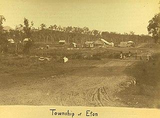 Eton, Queensland Town in Queensland, Australia