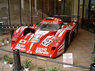 Toyota Motorsport GmbH - The Toyota GT-One
