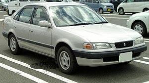 Toyota Sprinter - Image: Toyota Sprinter