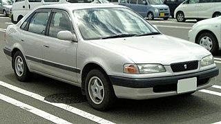 Toyota Sprinter Motor vehicle