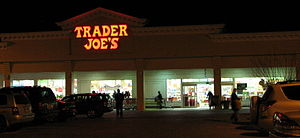 Trader Joe's West Hartford facade