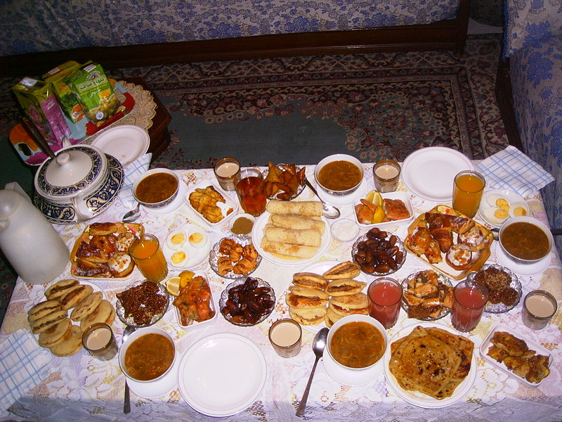 File:Traditional-ramadan-meal2.JPG