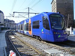 Le tramway 4