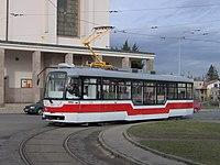 Vario LFR.E v Brně