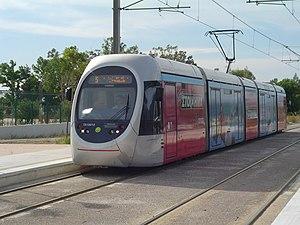 Athens Tram - Tram in Athens