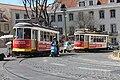 Tramway place Cathédrale Lisbonne 8.jpg