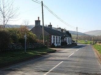 Traquair - Cottages at Traquair