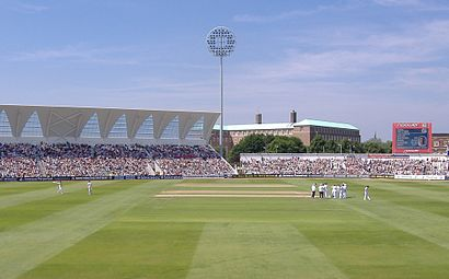 How To Get To Trent Bridge In Nottingham By Bus Or Train