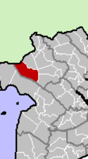 Tri Tôn District - Image: Tri Ton District