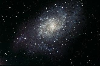 Triangulum Galaxy - Triangulum Galaxy (Messier 33), taken with amateur equipment.