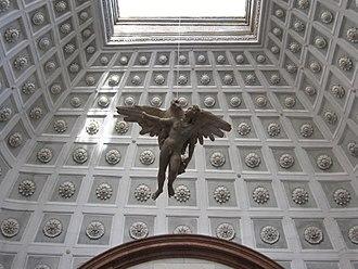 Palazzo Grimani di Santa Maria Formosa - Tribuna - Rape of Ganymed