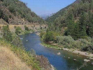Trinity River (California) river in northern California