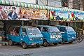 Truck taxis in Lopburi 01.jpg