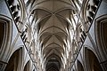 Truro Cathedral - view along nave vault.jpg