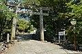 Tsukubasan-jinja Shrine Ichi no Torii Gate in Tsukuba City, Ibaraki Prefecture.jpg