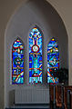 Tullow Church of the Most Holy Rosary North Transept Window Bishop Daniel Delany 2013 09 06.jpg