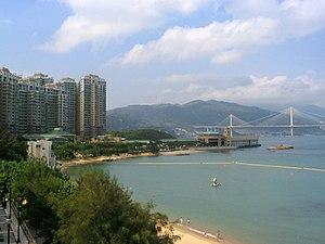 Beaches of Hong Kong - Ma Wan Tung Wan Beach