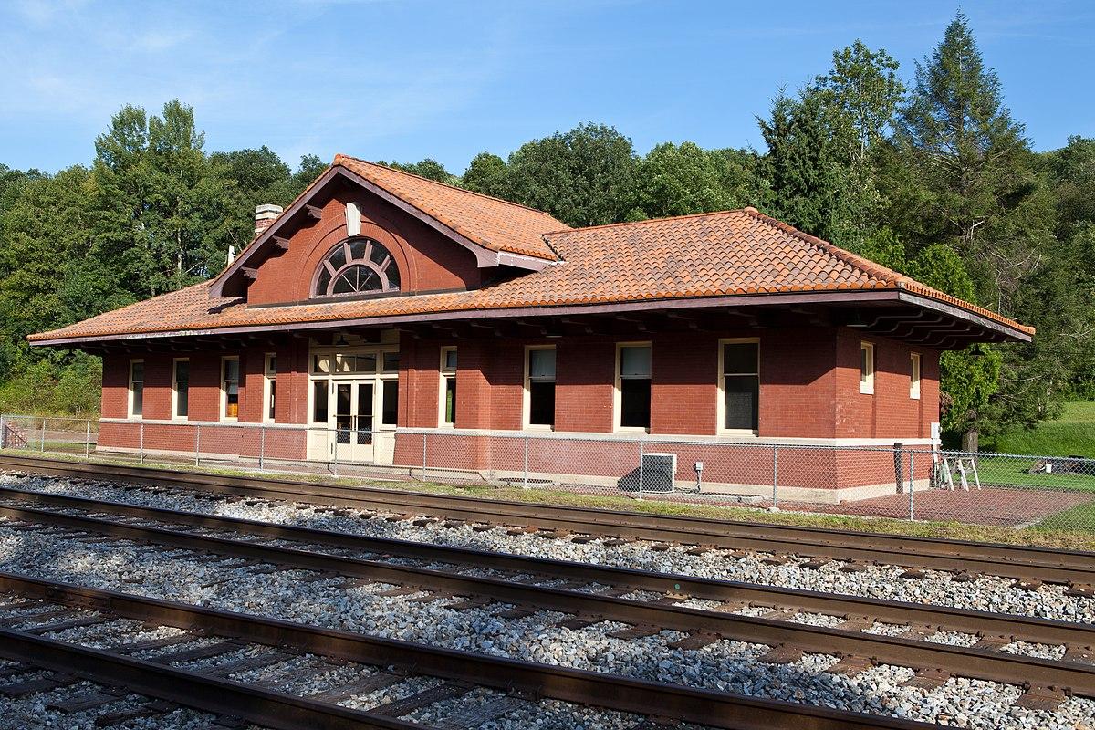 Tunnelton railroad depot wikipedia for Depot depot