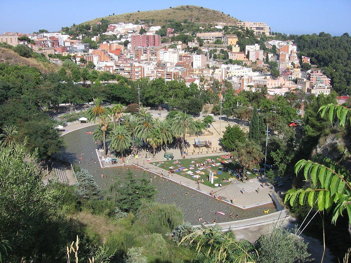 Monte carmelo barcelona wikipedia la enciclopedia libre for Piscina creueta del coll
