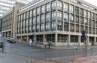 Turing Institute - The Turing Institute, George Square, Glasgow