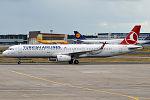 Turkish Airlines, TC-JSN, Airbus A321-231 (20345477172).jpg