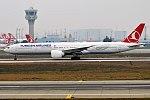 Turkish Airlines, TC-LJH, Boeing 777-3F2 ER (39923036302).jpg