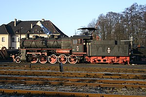 Prussian G 12 - Ty 1-76 with tender 20C1-76