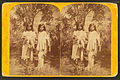U-ai nu-ints, a tribe of Indians living on the Rio Virgen, a tributary of the Colorado in Southern Utah - the little hunter and his sweetheart, by Hillers, John K., 1843-1925.jpg