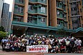 U.S. Marines and Sailors with the 11th Marine Expeditionary Unit pose for a photo during a volunteer project at a retirement home in Hong Kong May 26, 2012 120526-M-YP701-082.jpg