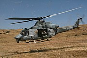 UH-1Y HMLAT-303 Camp Pendleton 2008