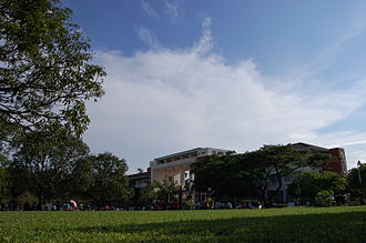 University of the Philippines Diliman - Quezon Hall