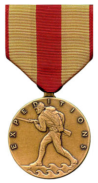 Image illustrative de l'article Marine Corps Expeditionary Medal
