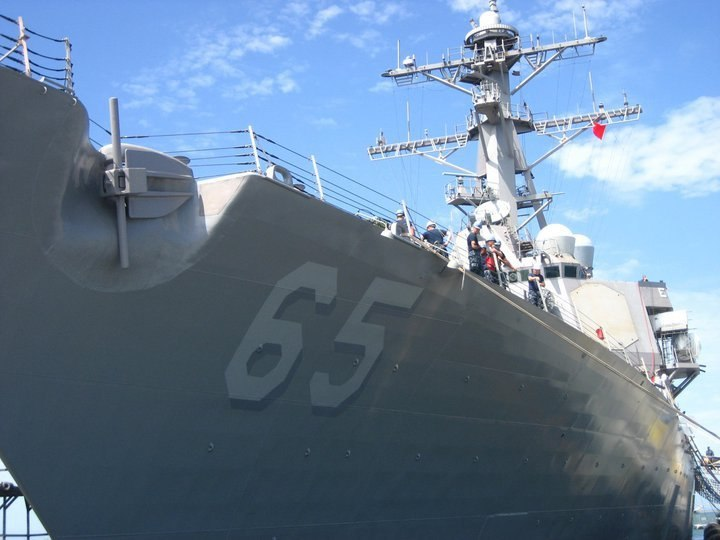 USS BENFOLD - DDG 65