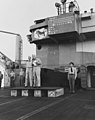 USS Cowpens (CVL-25) change of command in Nov 1944.jpg