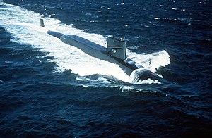 USS Lafayette SSBN-616