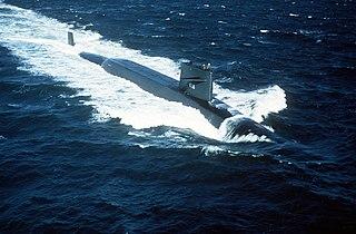 USS <i>Lafayette</i> (SSBN-616)