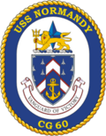 USS Normandy CG-60 Crest.png